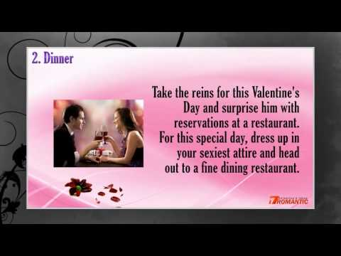 Romantic Valentines Day Ideas For Him - Romantic Ideas for Valentines Day for Him