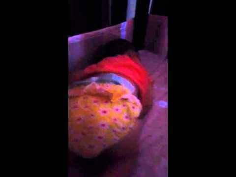 Ava Talks In Sleep Part 1 video