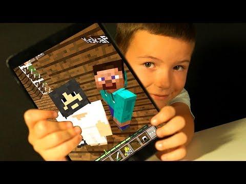 #8 НОВЫЙ ДОМ 👬 Майнкрафт Кока с Родителями НУБик Minecraft PE Нуб с ВЕБКОЙ