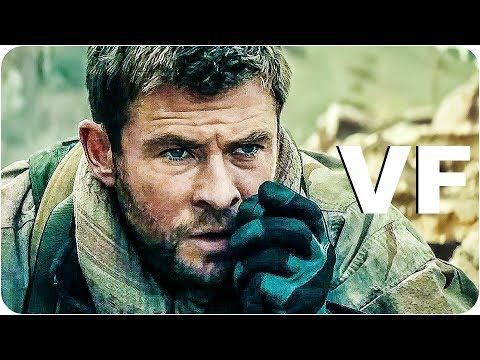 HORSE SOLDIERS Bande Annonce VF (Chris HEMSWORTH // 2018)
