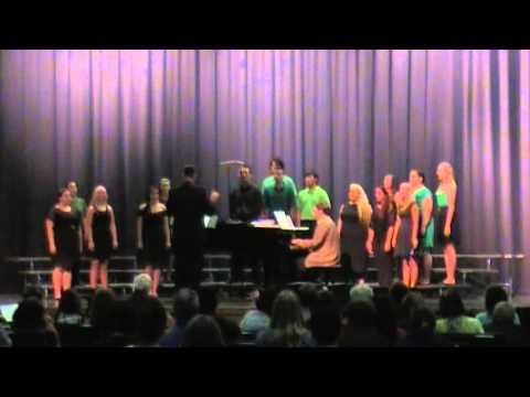 Defying Gravity From Wicked the Musical - Crystal River High School Gasparilla Singers