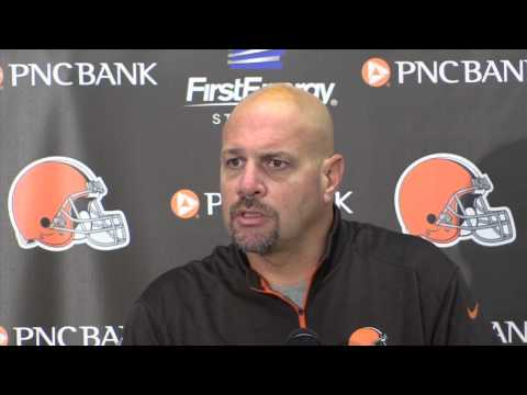 Mike Pettine is disappointed in the Cleveland Browns preseason loss to the Rams