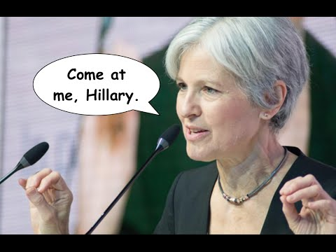 Jill Stein Hammers Hillary Clinton For Her Conservative Policies