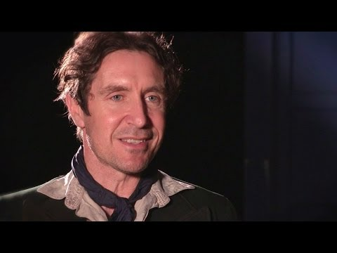 The Surprise: Paul McGann - Doctor Who 50th Anniversary ...
