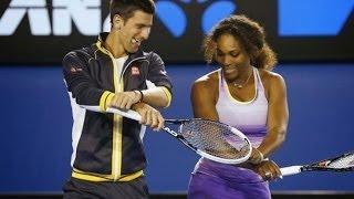 Novak Djokovic-i zvarchali pahere )