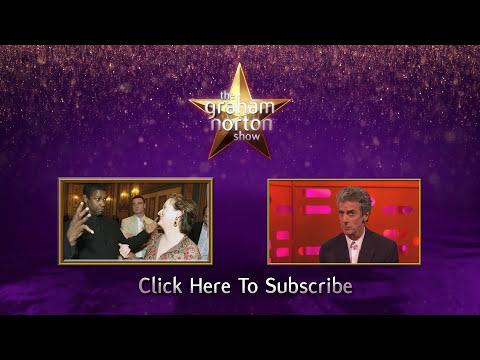 Denzel Washington's Dance Moves - The Graham Norton Show
