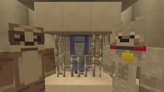 Minecraft Xbox Lets Play - Survival Madness Adventures - Rescue Mission [113]