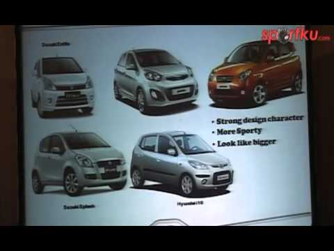 Mobil KIA All New Picanto Indonesia