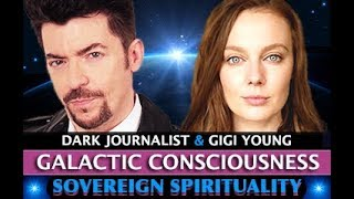 Extraterrestrial Timeline Galactic Consciousness & Atlantis UFO Connection via Dark Journalist (Video)