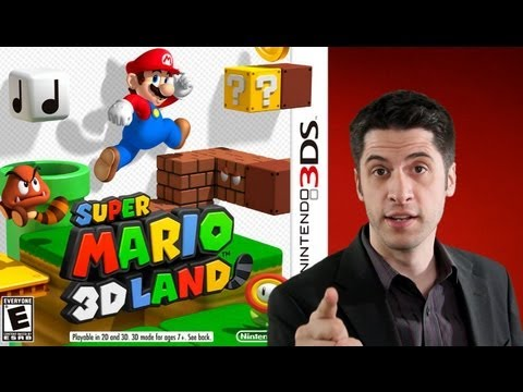 Super Mario 3D Land game review