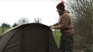 ::CARP FISHING TV:: Supa Brolly System