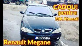 Am cumparat un Renault Megane si era sa fac ACCIDENT !