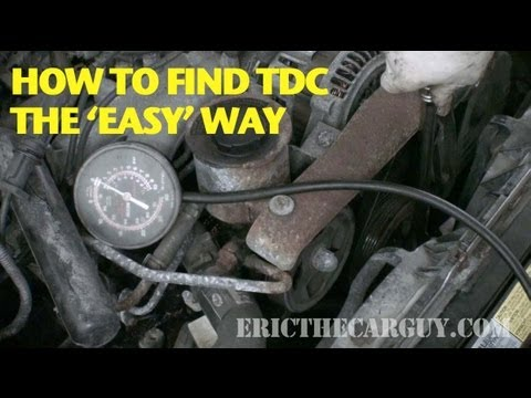 How To Find Tdc The Easy Way Ericthecarguy Youtube