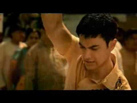 Aamir Khan in Parle Monaco funny biscuit Comm...
