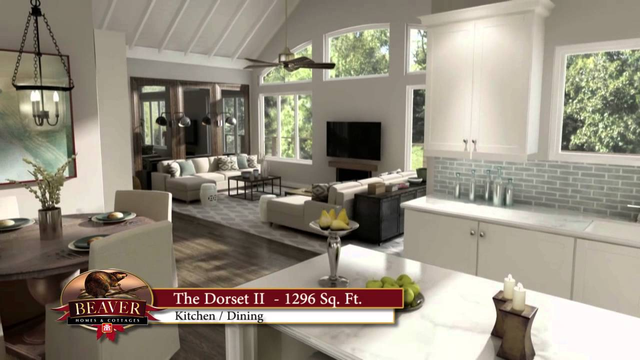 Home hardware beaver homes cottages dorsett ii for Cottage plans home hardware