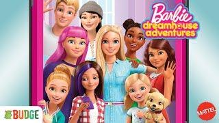 Barbie Life in the Dreamhouse - Búp bê Barbie - Ngôi nhà trong mơ - NMA KIDZ CHANNEL