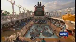 Tour Disney Cruise Line - Fantasy, Magic, Dream and Wonder 2013