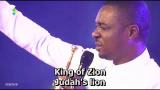 NATHANIEL BASSEY LIVE IN GHANA | GREATER WORKS CONFERENCE 2018