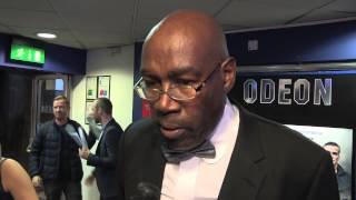 The Guvnors - Cass Pennant - Premiere interviews