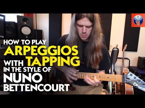 Extreme - Nuno Bettencourt Tapping Arpeggios