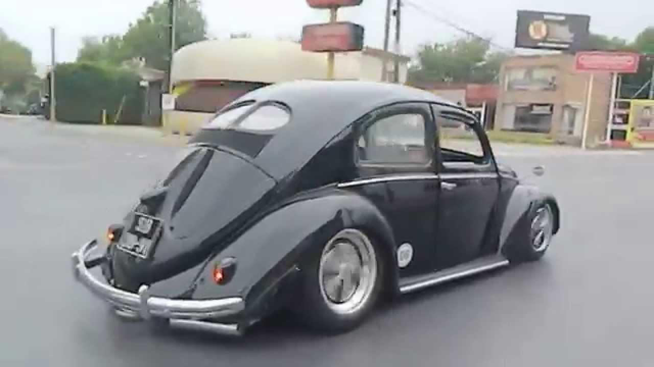 Fusca kafer vw oval split vocho juerez garage youtube for Garage volkswagen 95