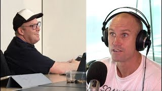Pete Helliar busted dodging Fitzy's call