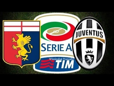 Genoa vs Juventus 0-2 All Goals 2015 - [HD] /Дженоа vs Ювентус 20.09.2015 HD