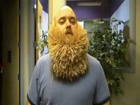 The Toothpick Beard Challenge