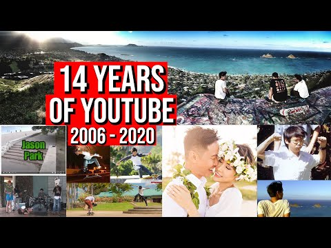 14 Years Of YouTube: Highlights From 2006 - 2020