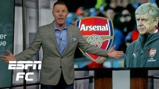 Craig Burley unleashes EPIC RANT when asked if Arsenal miss Arsene Wenger | Premier League