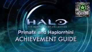 Primate and Haplorrhini Guide - Halo: Master Chief Collection