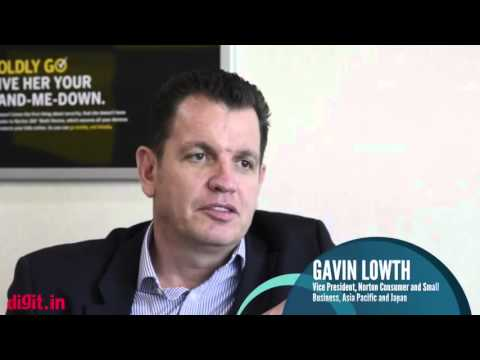 Interview: Gavin Lowth, VP, Norton talks about car hacks, free AV and more
