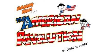 American Revolution in 9 Minutes