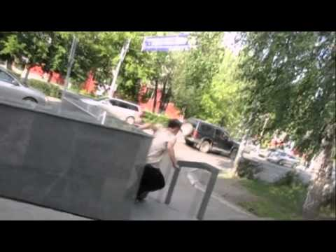 Amazing Russian Parkour (Barnaul - Siberia) Music Videos