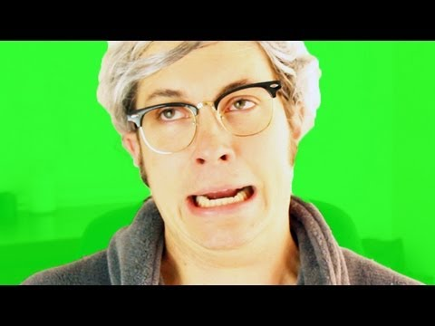 GRANDPA TOBUSCUS VS. THE INTERNET
