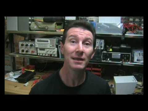 EEVblog #2 - Burden Voltage. HP Multimeter review