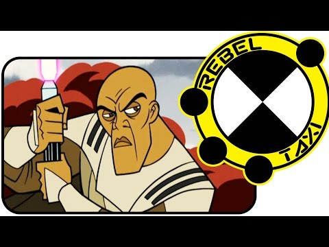Lost Video: Star Wars CLONE WARS Review 2003  [RebelTaxi]