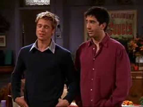 Friends - The One With The Rumor