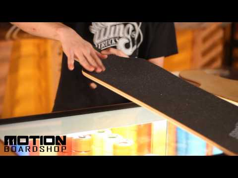 Ross Druckrey talks Sector 9 Shakas -- Motionboardshop.com