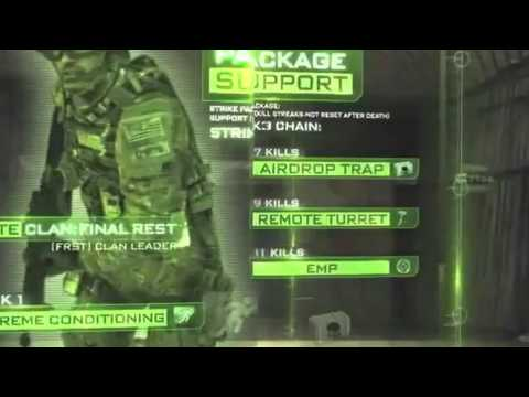 MW3 Multiplayer Trailer Breakdown!
