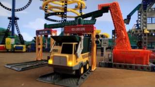 Rokenbok Factory with Loader and Dump Truck HD