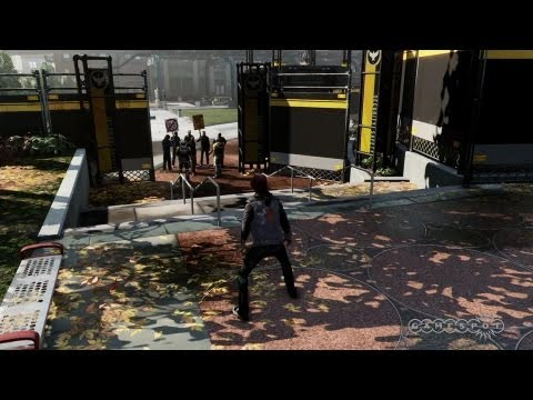 inFamous: Second Son E3 2013 Stage Demo