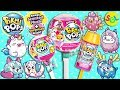 Pikmi Pops Surprise Season 2: Pushmi Ups Confetti + Single & Surprise Pack Scented Pikmi Plush | SGL