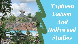 Typhoon Lagoon and Lightning McQueen's racing Academy!
