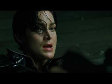 The Matrix: Trinity escapes