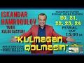 Afisha Iskandar Hamroqulov 20 21 22 23 24 Fevral Kunlari Konsert Beradi 2017 mp3
