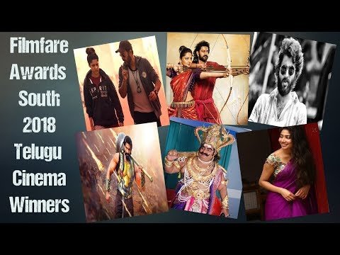 Jio Filmfare Awards South 2018 | Telugu Cinema | Complete Winners | Time Ways
