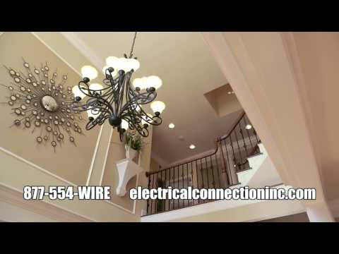 Call Electrical Connection for all of your CT electrical service needs!