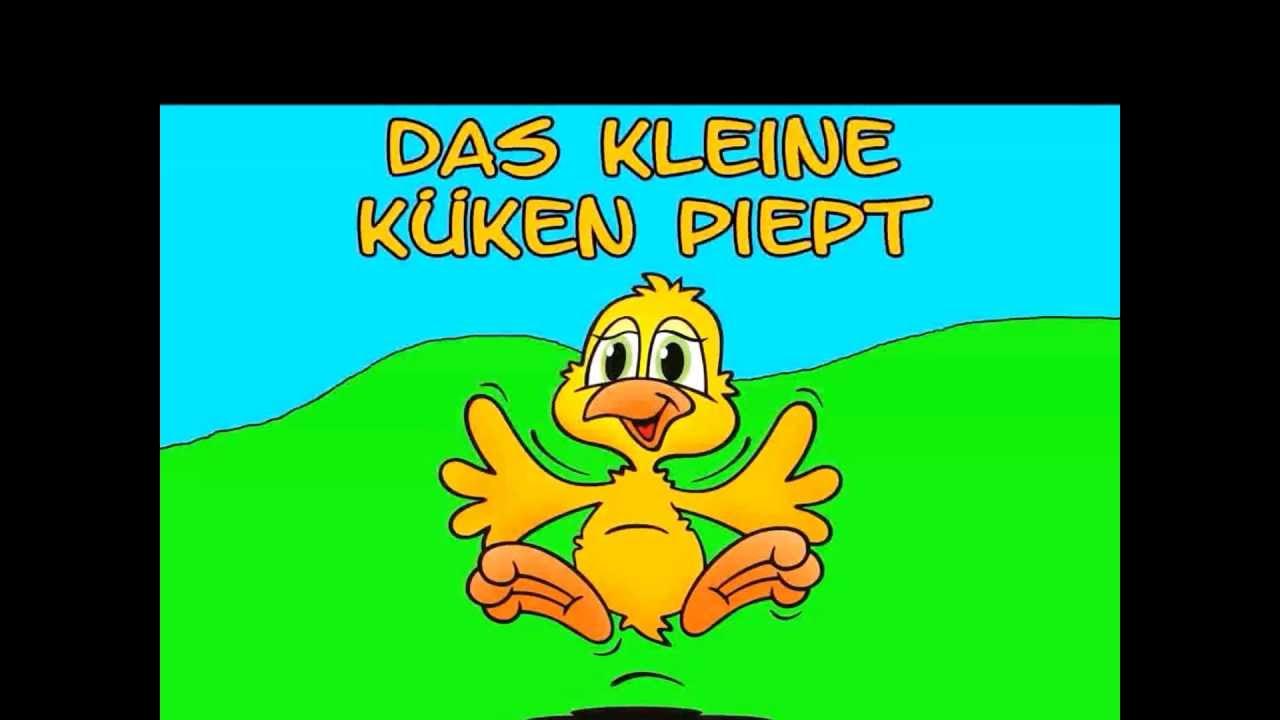 let 39 s sing a song german hd 1 das kleine k ken piept. Black Bedroom Furniture Sets. Home Design Ideas