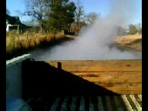 1982 Chevy 350 Burnout Video